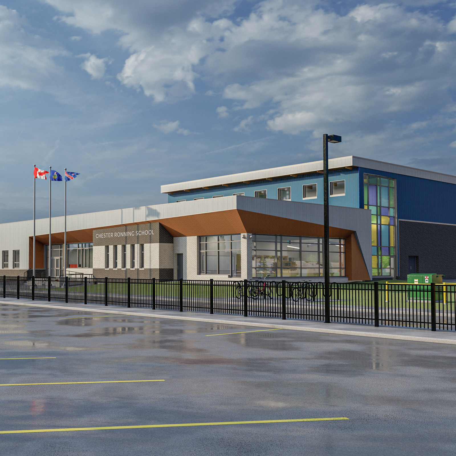 Chester Ronning School